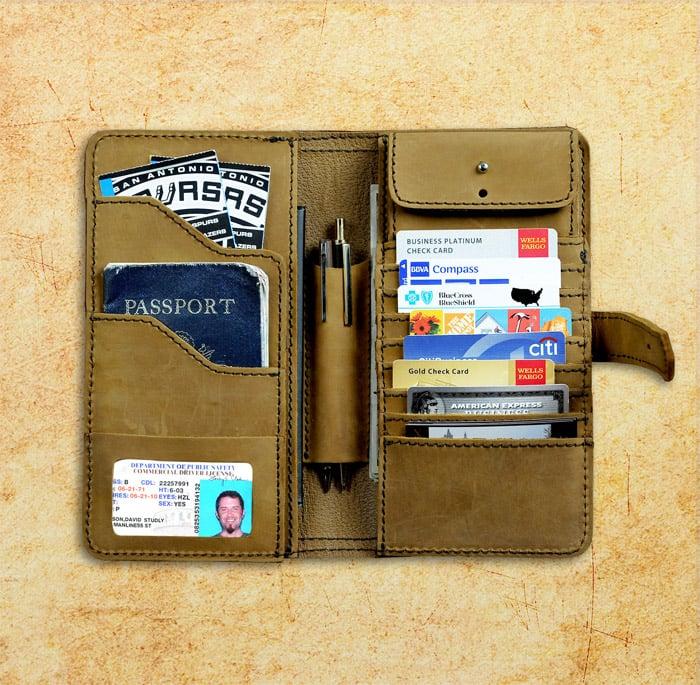 Wallet Saddleback Saddleback Big Wallet