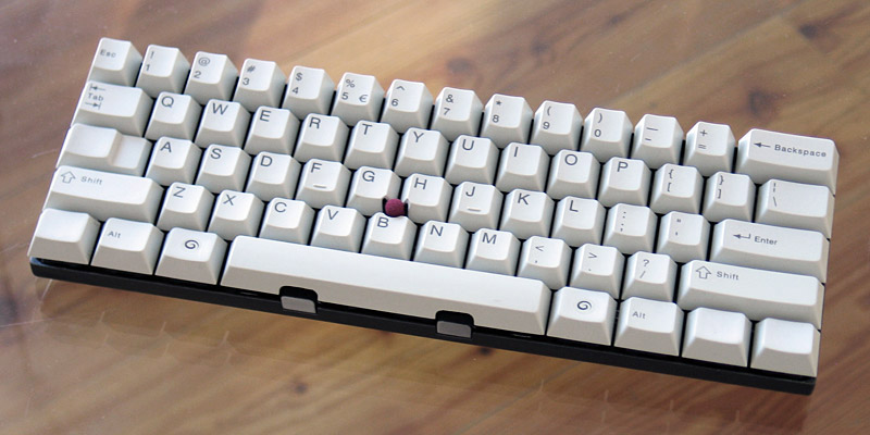 The Miniguru Keyboard