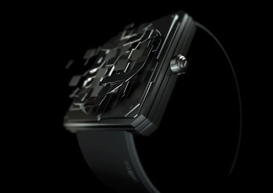 Concept: Artime Watch