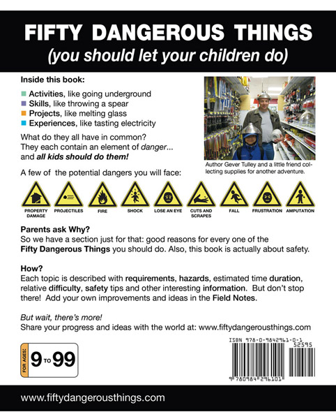 Fifty Dangerous Things (Book)