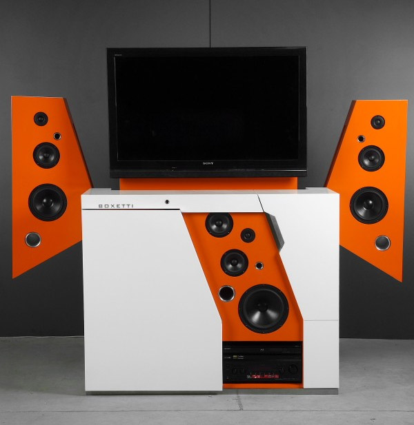Boxetti Home Theater