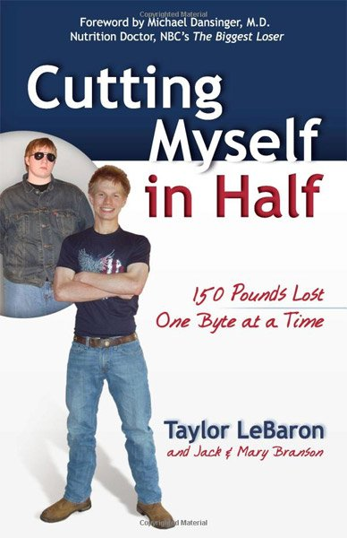 Cutting Myself In Half (Book)