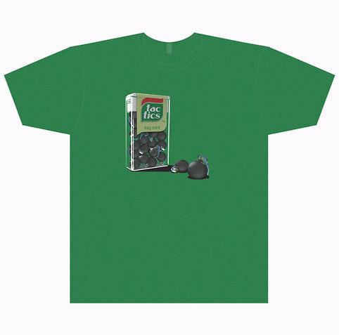 Strong Mints T-shirt