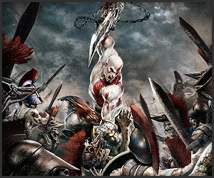 Legend Teaser: God of War III