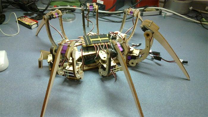 DIY: SpiderBot