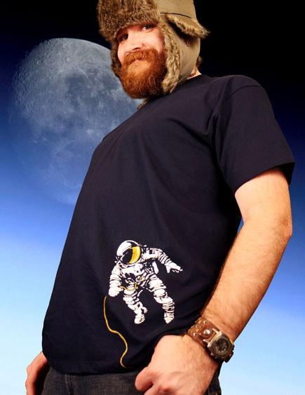 Pocketnaut T-shirt