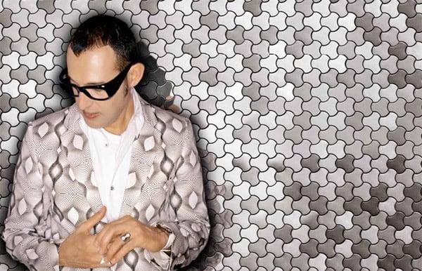 Karim Rashid Alloy Tiles