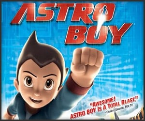 DVD/Blu-ray: Astro Boy