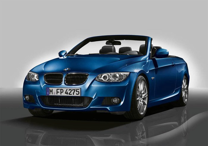 2011 BMW 3 Series M-Sport
