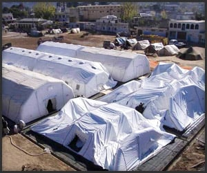 Video: MSF Inflatable Hospital