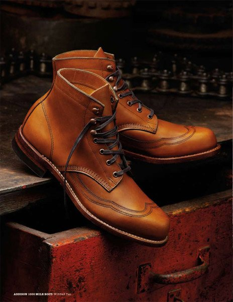 Addison 1000 Mile Boot