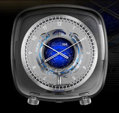 JLC Atmos 566 Clock