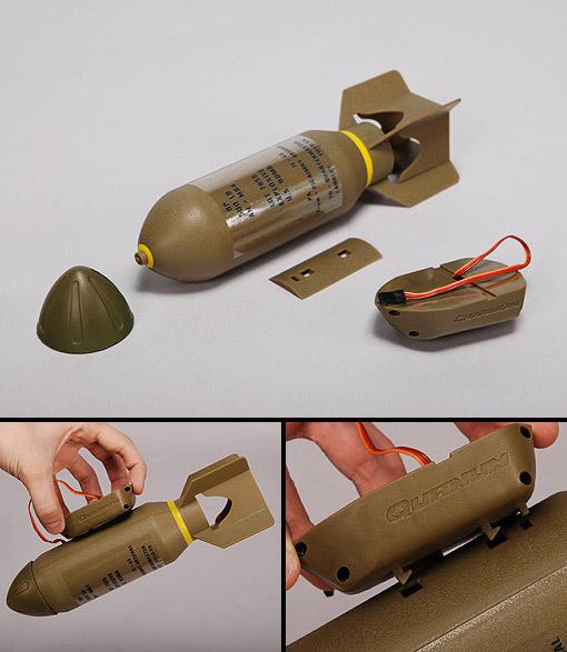 Quanum R/C Bomb System