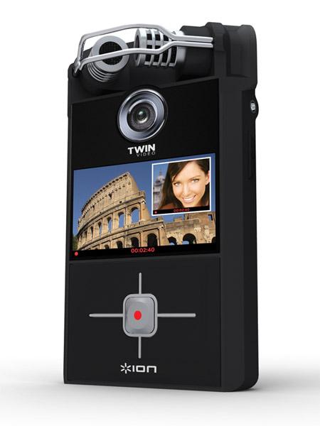 Ion Audio Twin Video