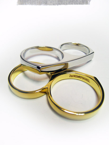 HomeRoom 2 Finger Ring