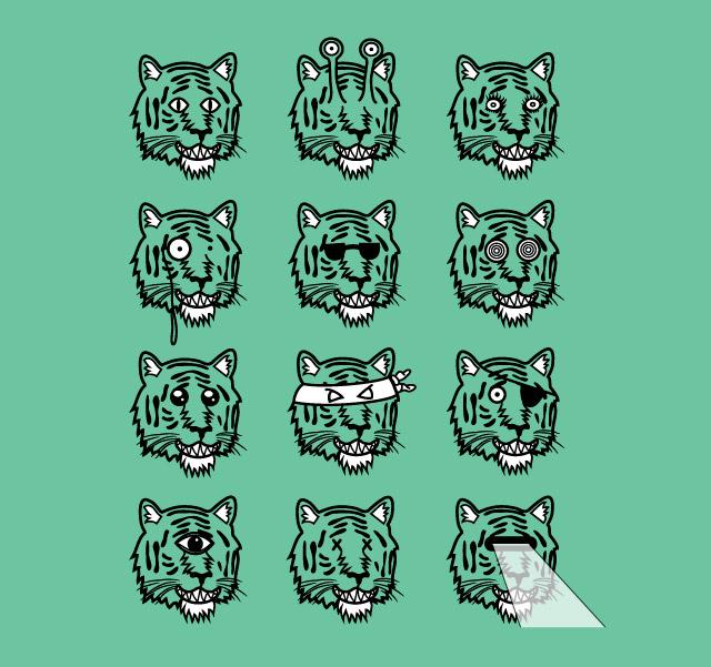 Eyes of the Tiger T-shirt
