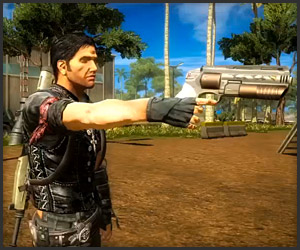 Pre-Order DLC: Just Cause 2