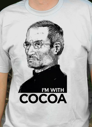 I'm With Cocoa T-shirt