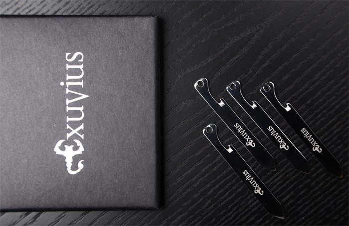Exuvius Titan Collar Stays
