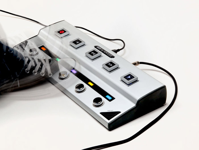 GiO Guitar Interface