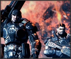 Lost Planet 2 x Gears of War