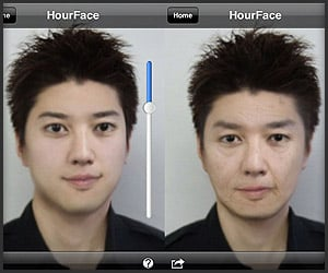 iPhone App: HourFace