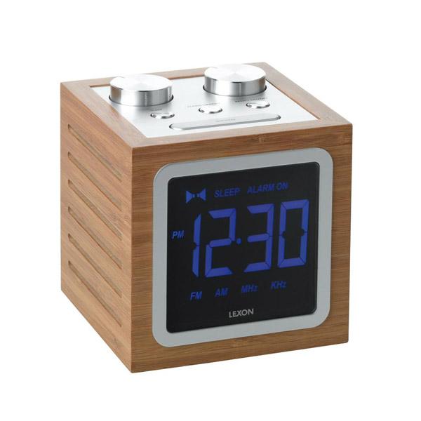 Lexon Bamboo Gadgets