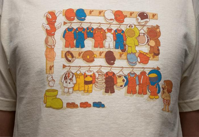 The Plumbers Wardrobe