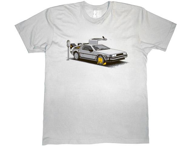 Stuck in the Past T-shirt