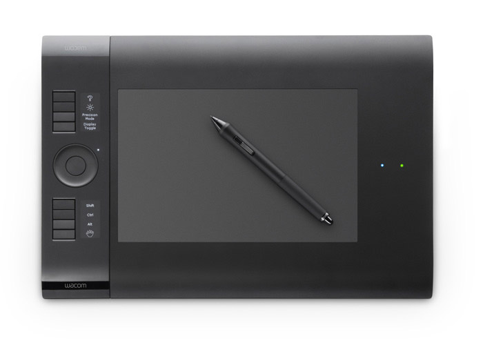 Intuos4 Wireless Tablet