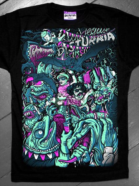 Disturbia S/S 2010 T-shirts