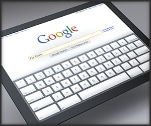 Concept: Chrome OS Tablet UI