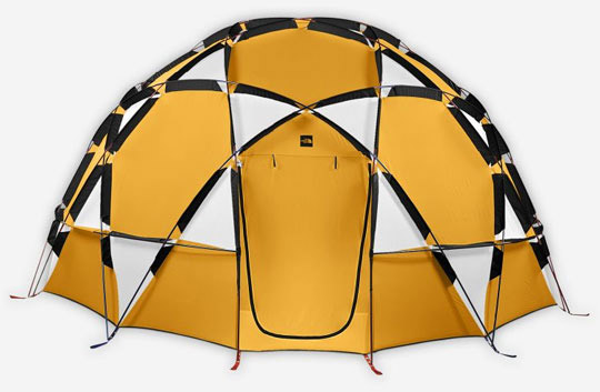 The North Face Dome Tent ... & The North Face Dome Tent - The Awesomer