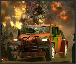 Freedom: Just Cause 2