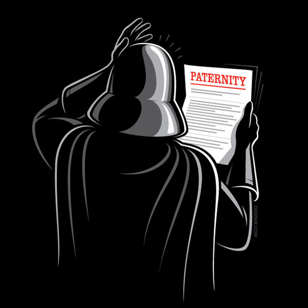 Paternity T-shirt