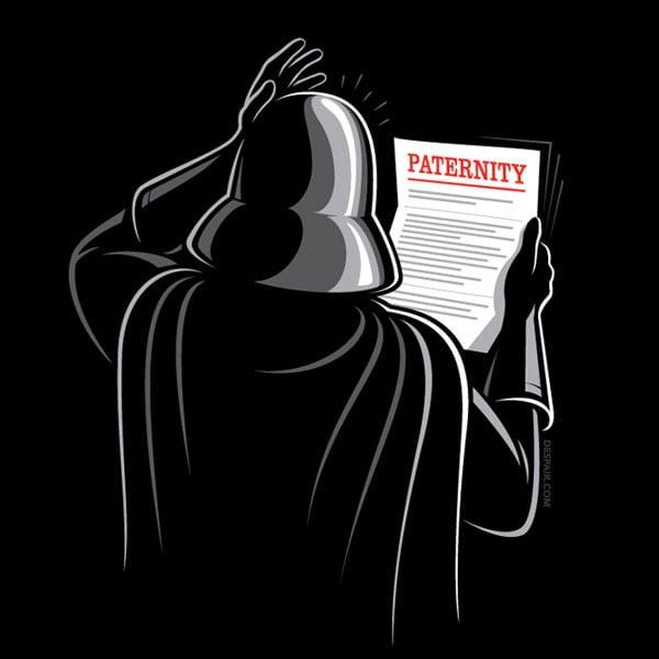 Paternity T-shirt