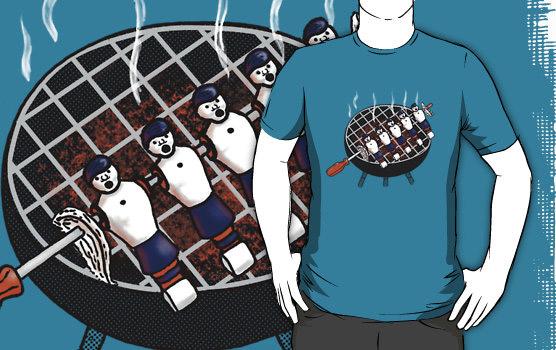 Foos-kabob T-shirt
