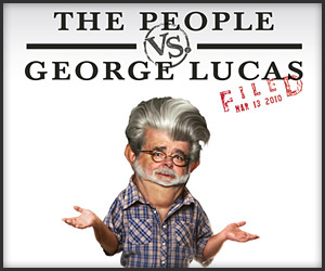 Teaser 2: People v. George Lucas