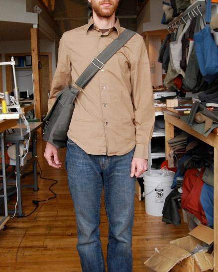 Moop Messenger Bag