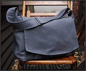 Moop Messenger Bag