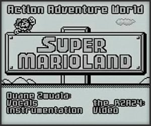 Super Mario Land Rap