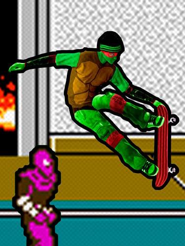 Video Game Skateboard Decks