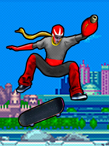 Video Game Skateboard Decks