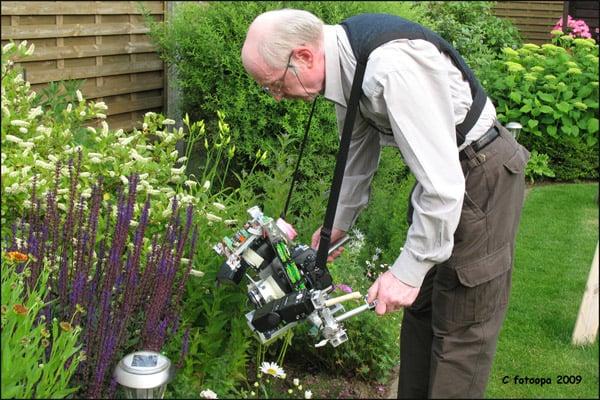 DIY: Arduino Bee Camera