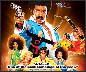 Blu-ray/DVD: Black Dynamite