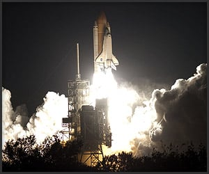 Last Night Shuttle Launch