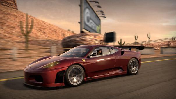 Ferrari DLC: NfS SHIFT