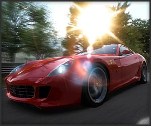 Ferrari DLC: NfS SHIFT