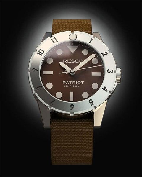 RESCO Patriot Watch