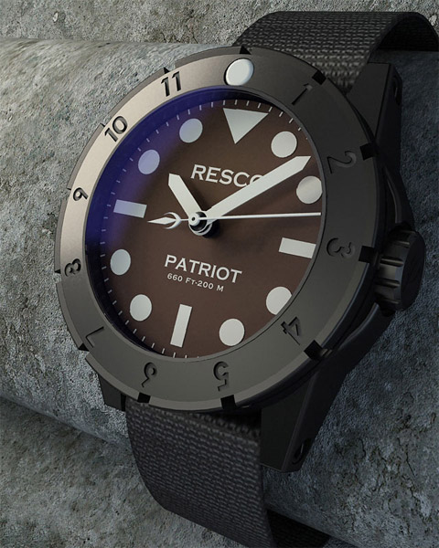 RESCO Patriot Watch